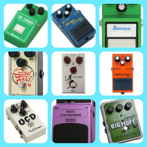 5 of the best overdrive pedals for blues fun home recording. Black Bedroom Furniture Sets. Home Design Ideas