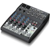 Behringer 8 Channel Mixer -- Xenyx 802 Review 2