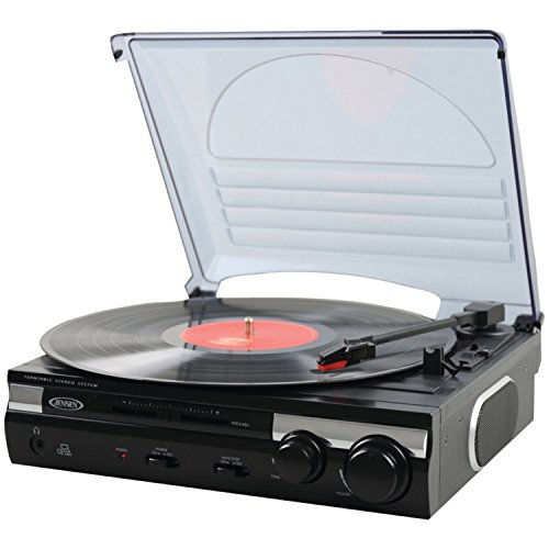 Best Portable Turntable - Time to Spin Again 1