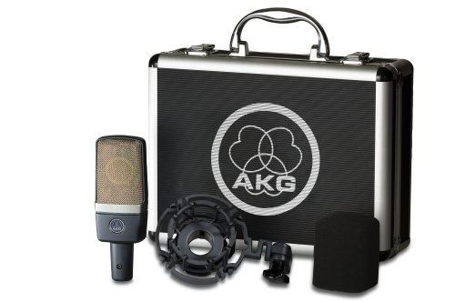 AKG C214 REVIEW - (SO GOOD FOR, RAP, ROCK OR INSTRUMENTS) 2