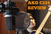 AKG C214 REVIEW - (SO GOOD FOR, RAP, ROCK OR INSTRUMENTS) 1