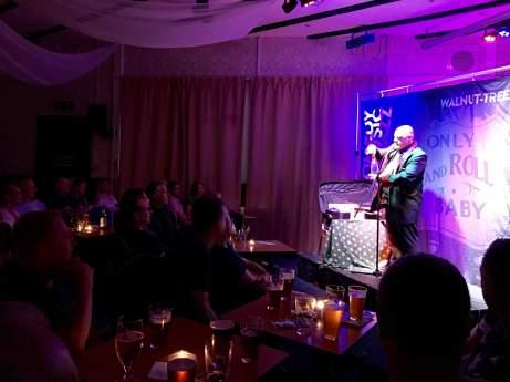 Northampton Comedy Club at Walnut Tree Inn