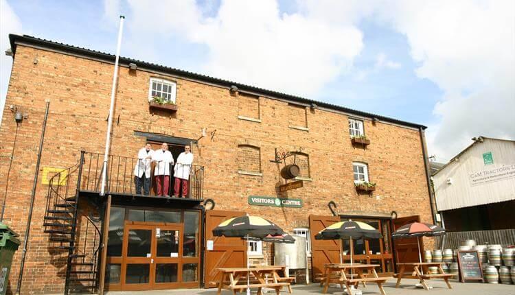 Oakham Comedy Club at The Grainstore Brewery, Rutland