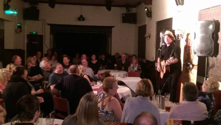Southwell Comedy Club at Admiral Rodney - Christian