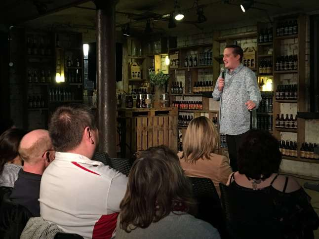 Gloucester Comedy Club at the Brewery - Barry