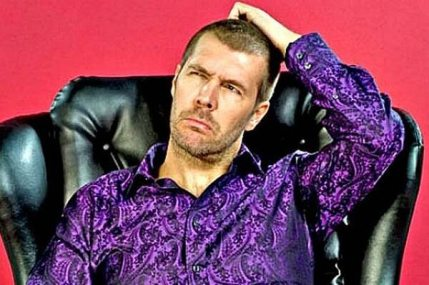 Rhod Gilbert has performed at many of our comedy clubs