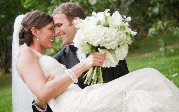Красивые свадебные фотографии (120 фото)