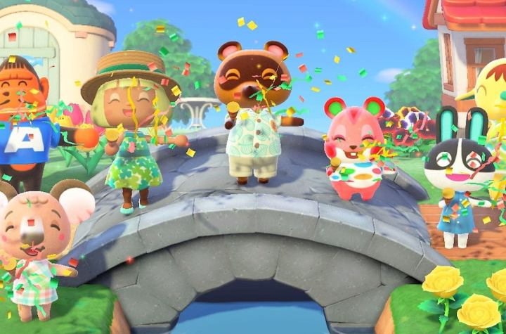 'Animal Crossing: New Horizons' Remains at Number 1, Japan Video Game Rankings