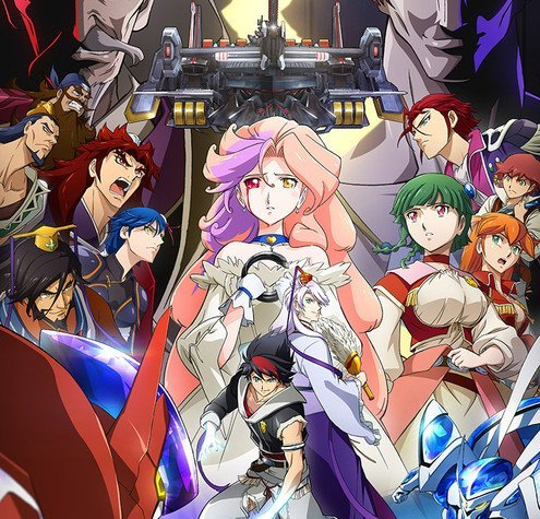 Back Arrow Anime Unveils Promo Video, Theme Song Artists, New Visual for 2nd Half