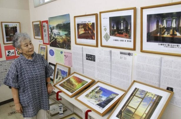Family of Kyoto Animation Background Artist Who Died in Arson Opens Exhibit of Her Works