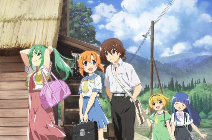 "Funimation Reveals English-Subbed Trailer for New ""Higurashi: When They Cry"" Anime"