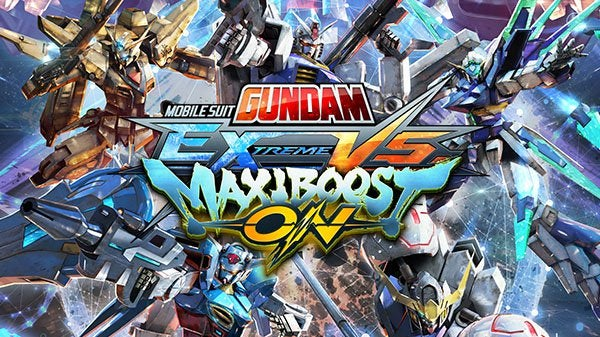 Mobile Suit Gundam: Extreme Vs. Maxiboost ON Tops Latest Japanese Video Game Rankings