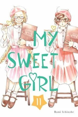 My Sweet Girl Manga Ends in 2 Chapters