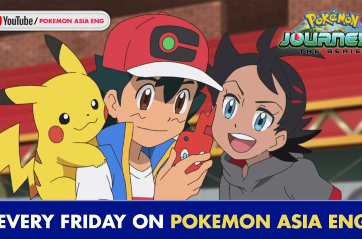 New Season Of Pokemon Debuts in India on YouTube - ANIME NEWS INDIA