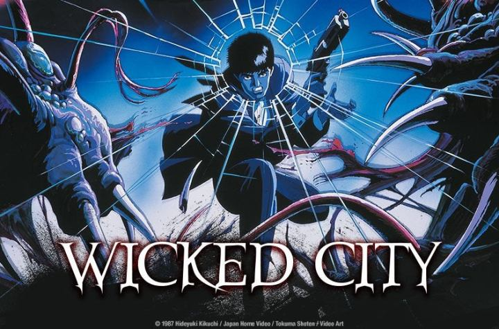 "Sentai Filmworks has acquired the digital rights to ""Wicked City"""