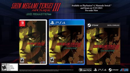 Shin Megami Tensei III Nocturne HD Remaster Game Launches on May 25 With Additional Steam Release