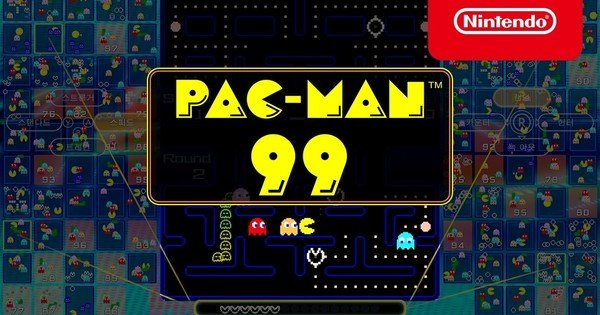 Bandai Namco Announces Pac-Man 99 Online Multiplayer Game for Nintendo Switch