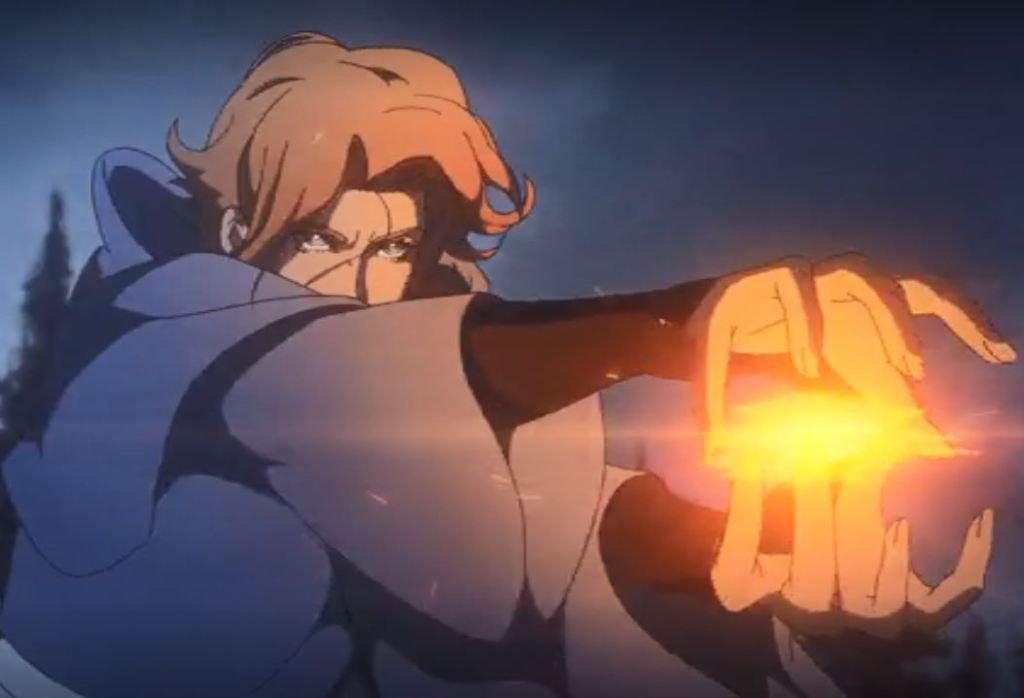 Castlevania Season 4 coming out In May will have 10 episodes and it will be the final season