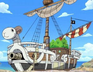 """Men Arrested for Illegal Fishing Off Ship Named After One Piece's """"Going Merry"""""""