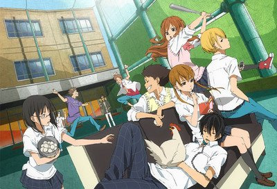 Sentai Filmworks Acquires Digital Rights to My Little Monster Anime