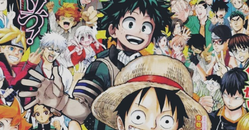 List of Top 20 Most Sold Manga in April 2021 as per Oricon's Chart