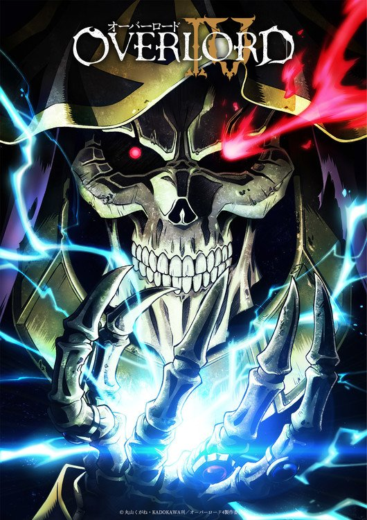 Overlord TV Anime Gets 4th Season, New Film Project