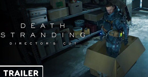 Death Stranding Game Gets Director's Cut on PS5