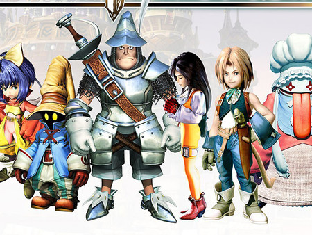 Final Fantasy IX Game to Get Animated Series