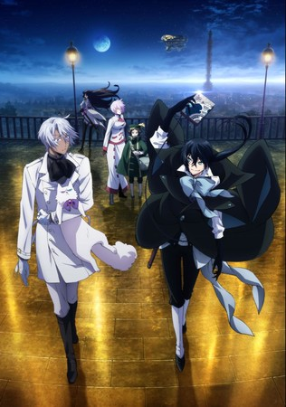 Funimation to Stream The Case Study of Vanitas, More Anime for Summer 2021 Season