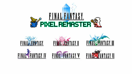 Steam to Remove Current Final Fantasy V/VI Games; Final Fantasy I-III Game Listed for July 28 Release
