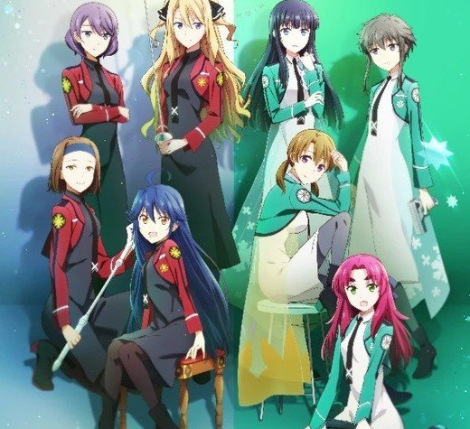 The Honor Student at Magic High School Anime Reveals More Cast, Staff