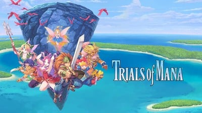 Trials of Mana Smartphone Version Launches on July 15