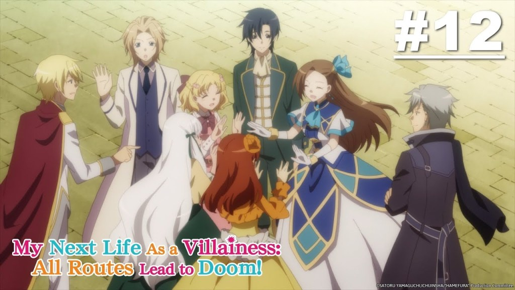 My Next Life as a VILLAINESS: ALL ROUTES LEAD TO DOOM! - Episode 12 [English Sub]