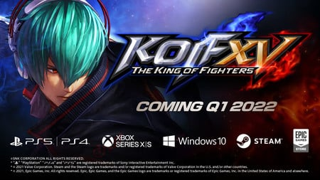 King of Fighters XV Game Reveals Trailer for Ramon