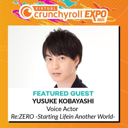 Crunchyroll Expo Virtual Event Hosts Cast, Staff from Re:ZERO, Battle Game in 5 Seconds, In the Land of Leadale Anime