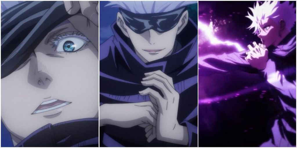 Why Does Gojo Wear A Blindfold