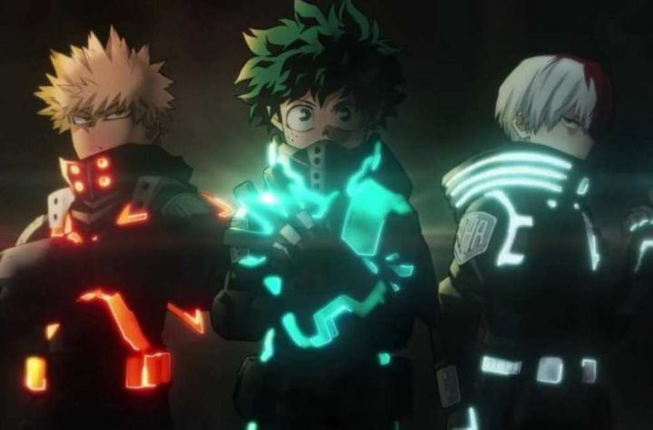 My Hero Academia: World Heroes Mission is Coming to Theatres across the World this October!