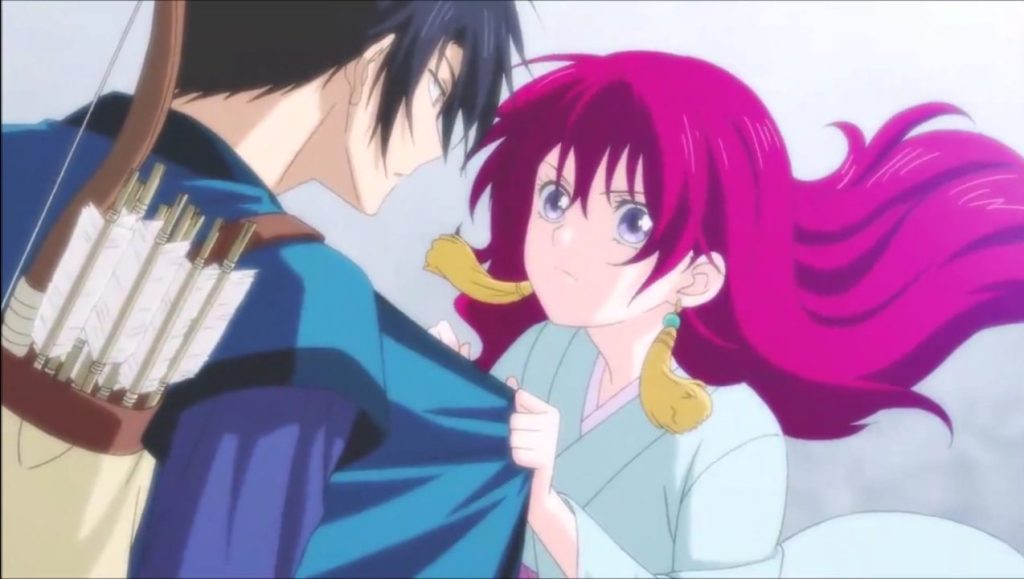 who will Yona end up with