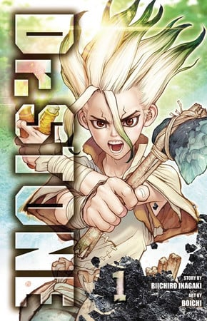 Dr. Stone Manga Enters Final Arc, Takes 1-Week Break So Authors Can Do Research