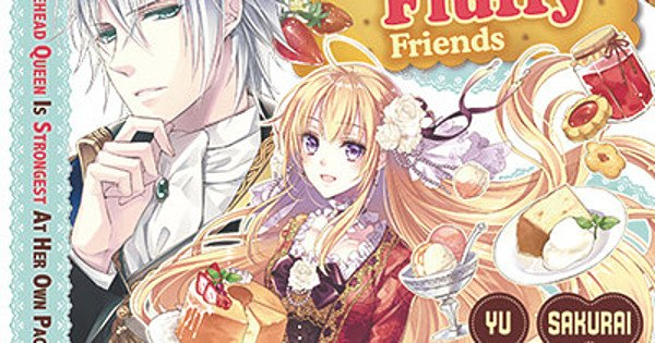 I Will Cook with My Fluffy Friends Novel 2