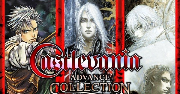 Konami Releases Castlevania Advance Collection With 4 Games