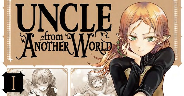 Uncle From Another World GN 1
