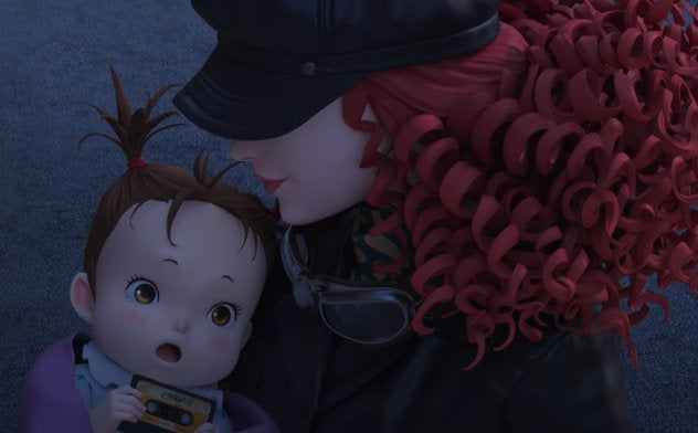 Earwig and the Witch, a Ghibli film, is now available on Netflix. Outside of the United States, Japan on November 18