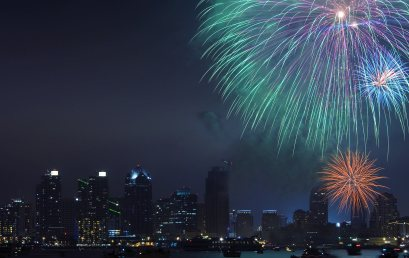 4th Of July Spectacular Viewing Areas in Downtown San Diego