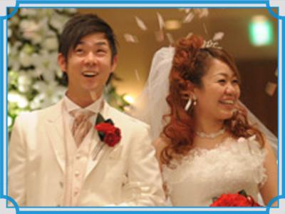 JUN ナヲ 結婚式