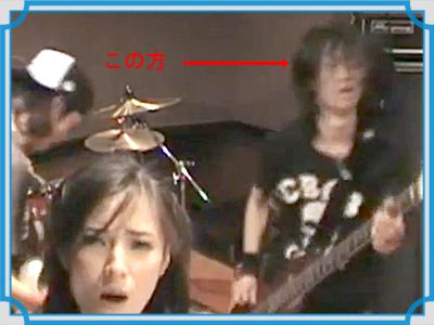 the LUCY Diamond ギター ムラタヒロキ