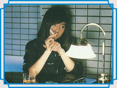 高樹沙耶 デビュー当時 沙耶のいる透視図