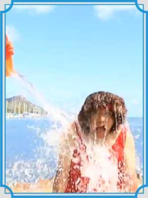 笑福亭鶴瓶 アイスバケツチャレンジ
