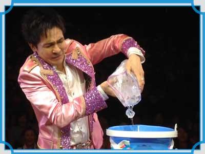 郷ひろみ アイスバケツチャレンジ