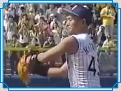 松本人志 始球式